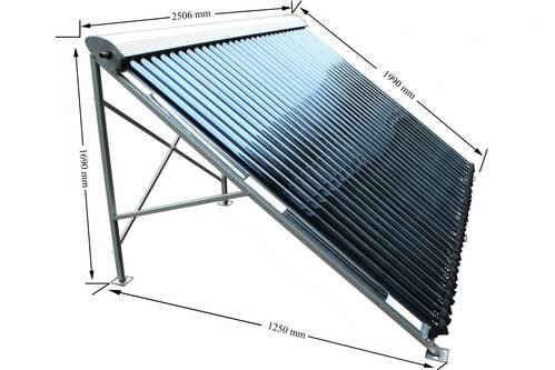 solar anlage 10m restbestand neu gratis energie heizung. Black Bedroom Furniture Sets. Home Design Ideas