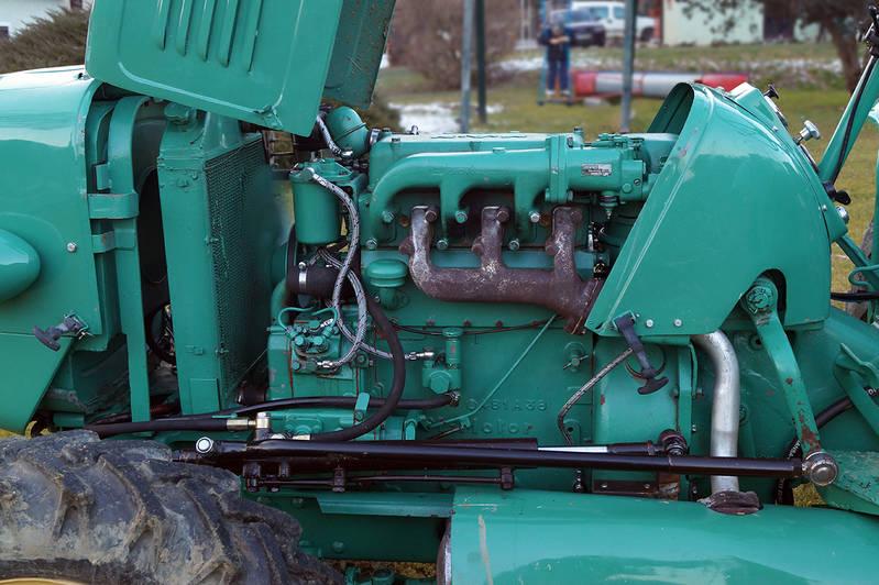 Traktor Man 4p1