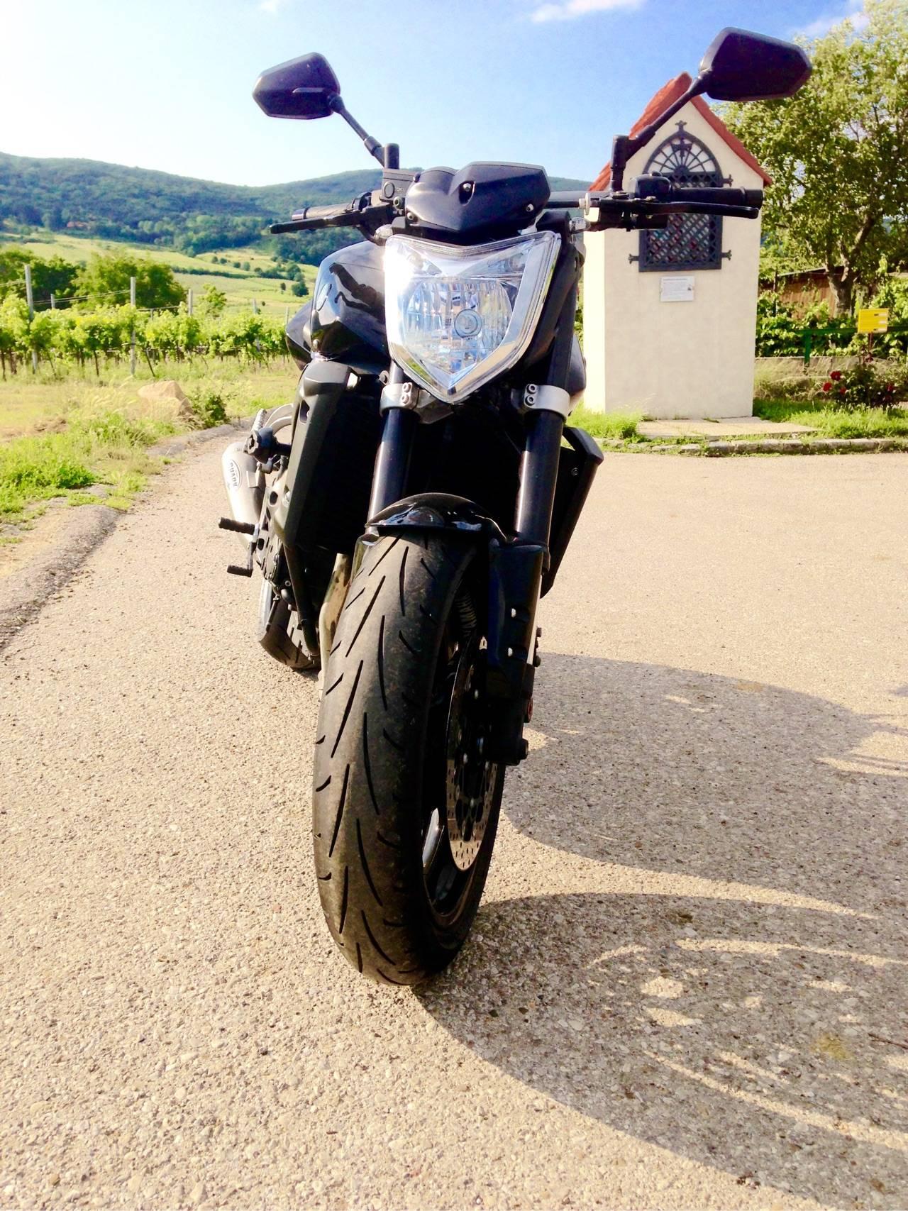 Te Koop: YAMAHA FZ8-N ABS 50th Anniversary Wor - BikeNet