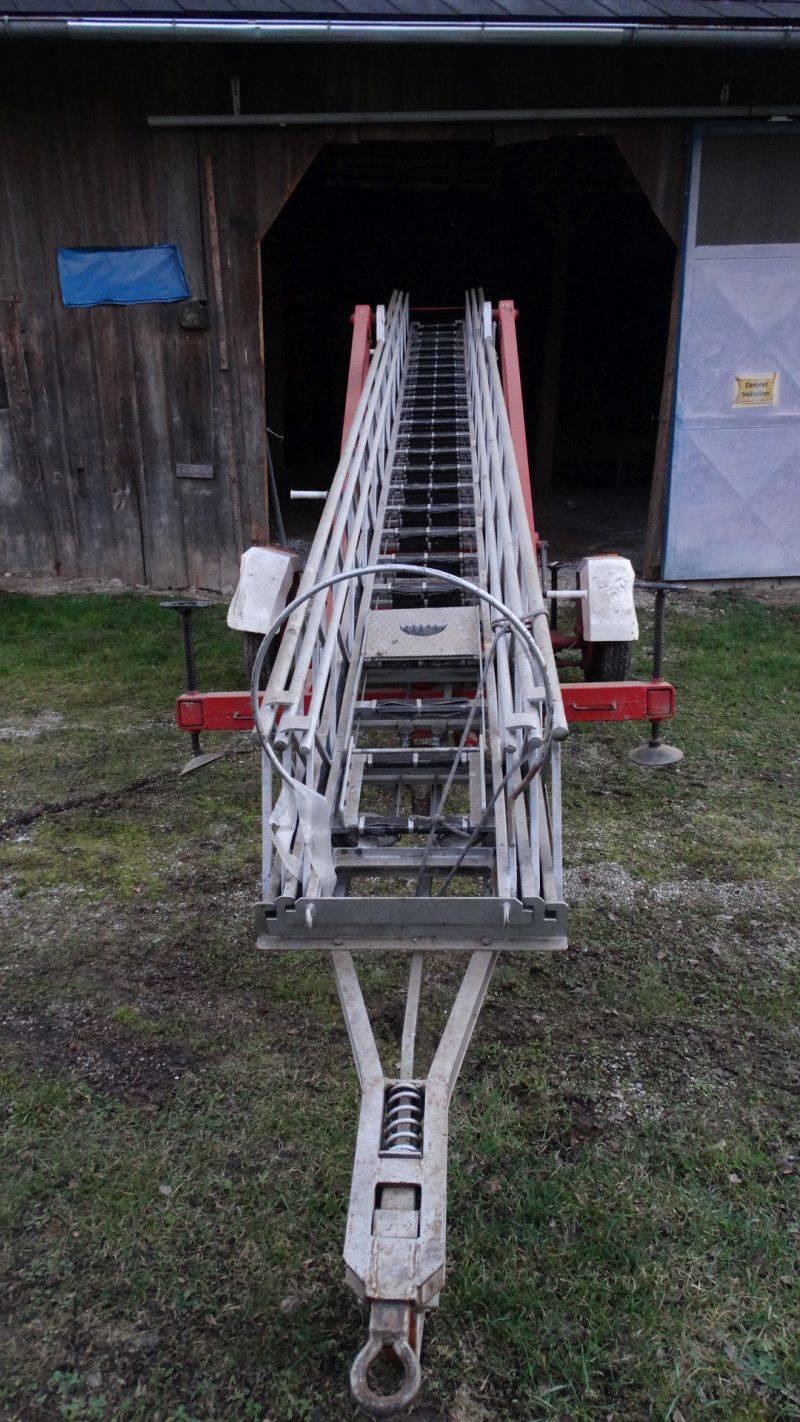 Anhängerleiter 18 m