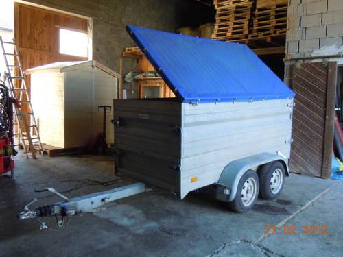 pkw tandemanh nger. Black Bedroom Furniture Sets. Home Design Ideas