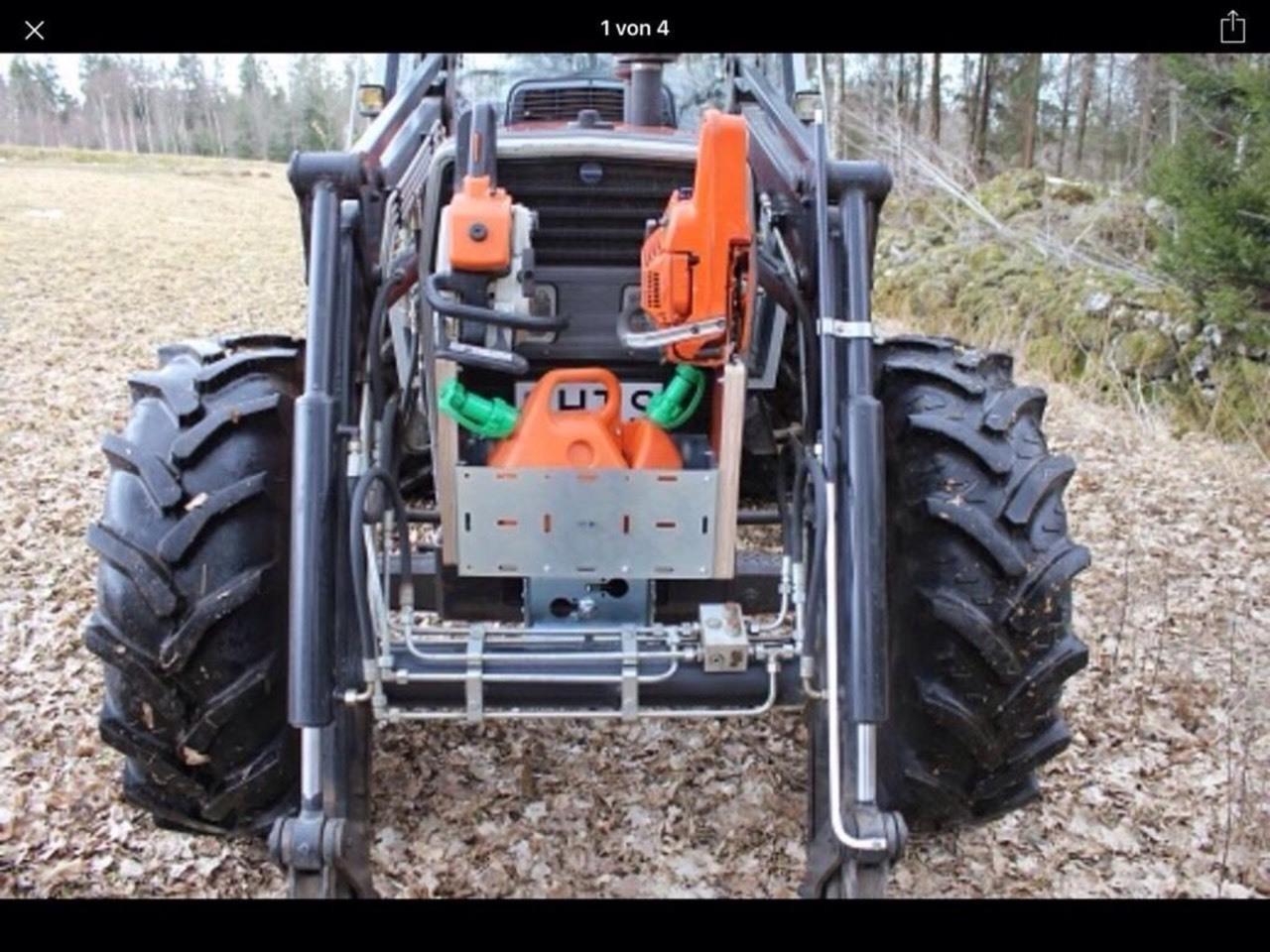kettens genhalter f r traktor. Black Bedroom Furniture Sets. Home Design Ideas