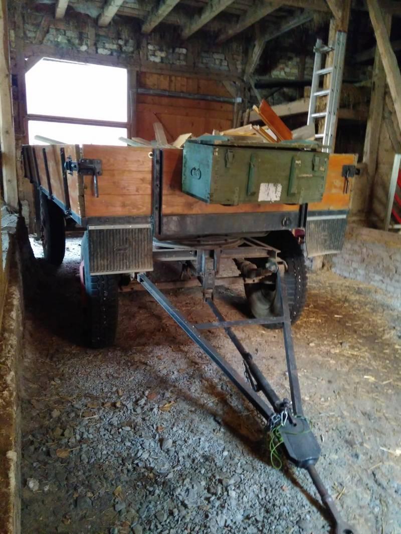 anh nger f r traktor 5 t. Black Bedroom Furniture Sets. Home Design Ideas