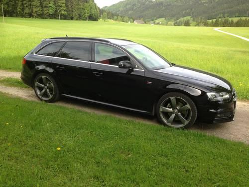 Audi A4 Avant 2 0 Tdi Quattro Sport Dpf Kombi 177 Ps