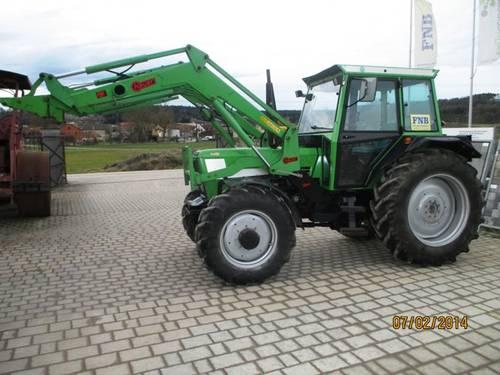 traktor deutz 7807c gebraucht