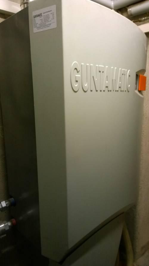 guntamatic therm pellets kessel heizung. Black Bedroom Furniture Sets. Home Design Ideas