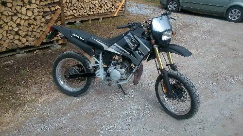 Rieju RR 50 Spike Sport A420R1-G Bj 2003-2004 AFAM Kettensatz
