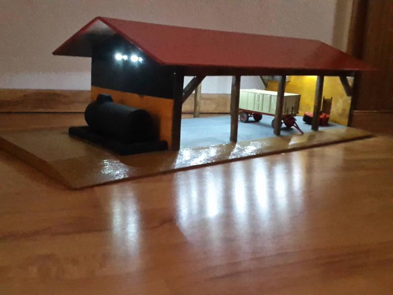 siku modelle garage kinder spielzeug modellbau. Black Bedroom Furniture Sets. Home Design Ideas