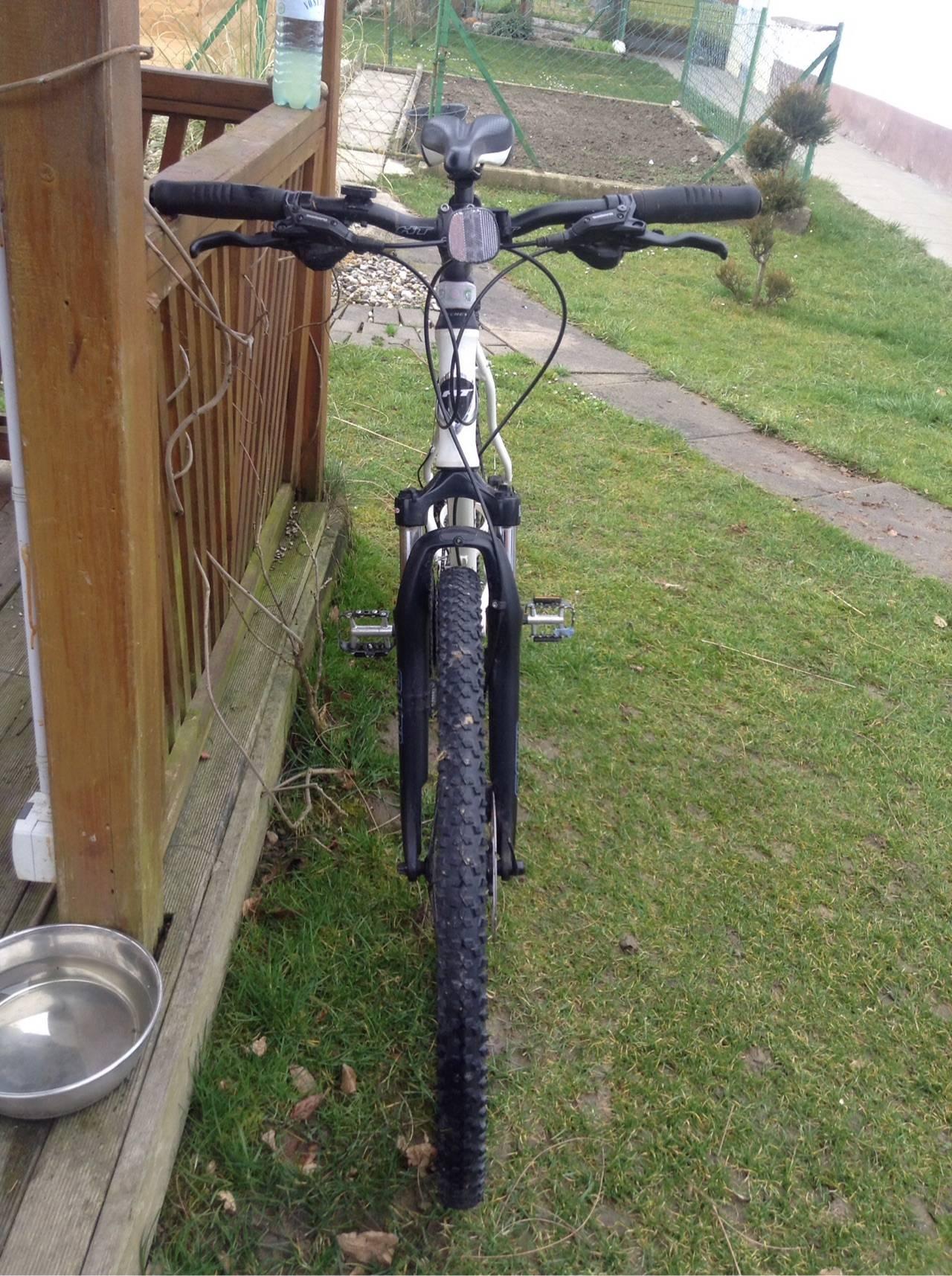 Fahrrad Crossbike HT New York lady 28''