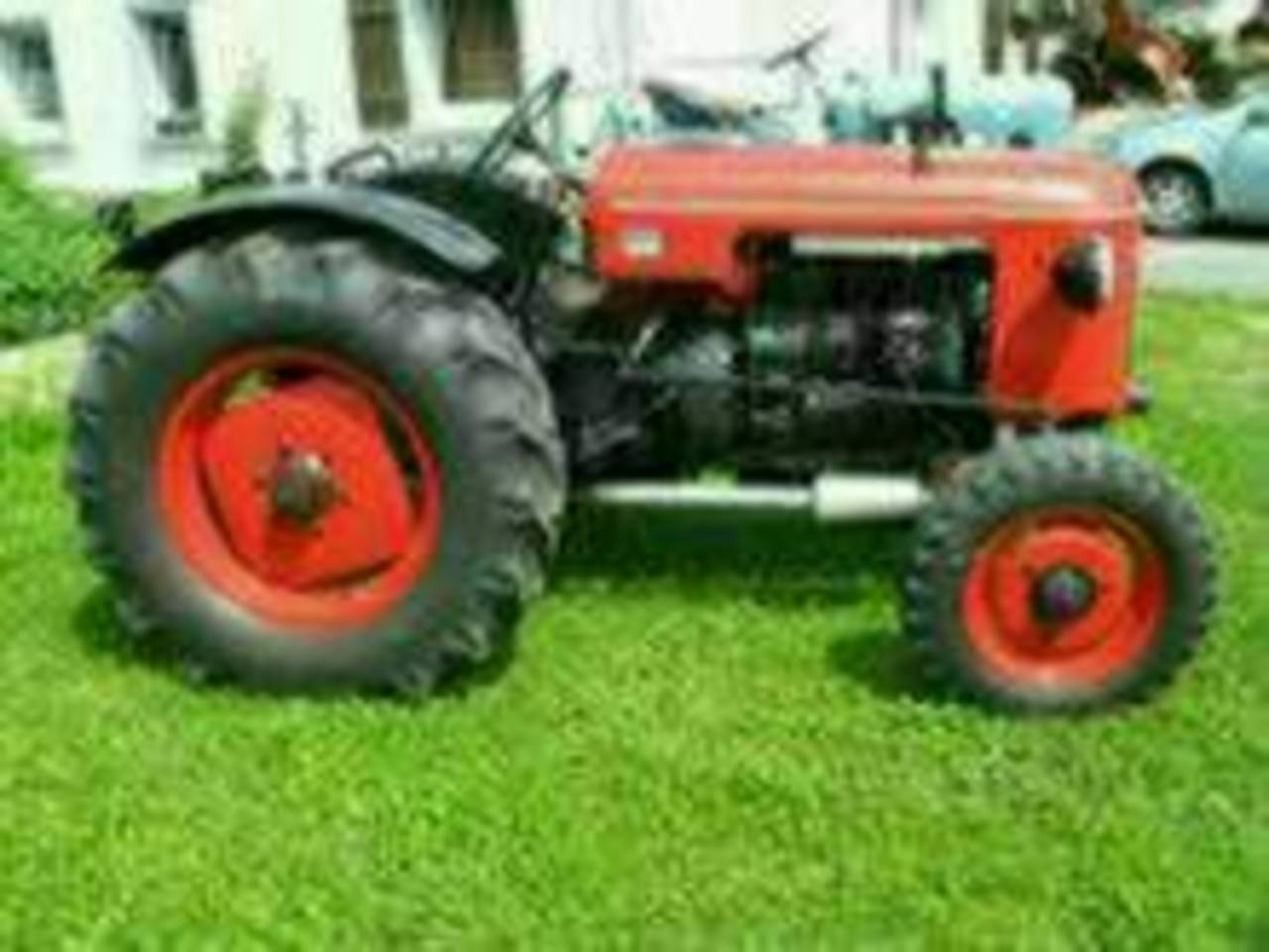 oldtimer traktor meili dc3. Black Bedroom Furniture Sets. Home Design Ideas