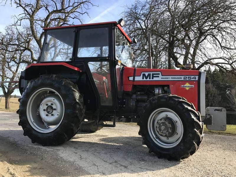 Massey Ferguson 254 Allrad