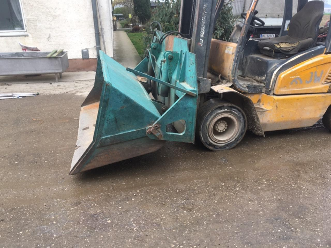 Traktorschaufel