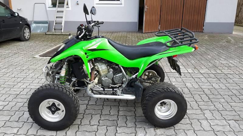 quad kaufen 500ccm