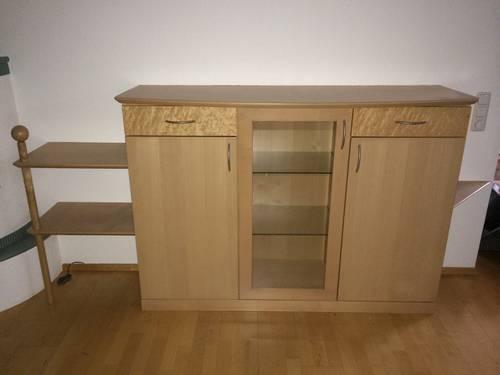Verkaufe wohnzimmer esszimmereinrichtung - Gebrauchte wohnzimmer ...