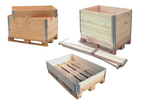 europaletten gitterboxen aufsatzrahmen kunststoffpaletten. Black Bedroom Furniture Sets. Home Design Ideas