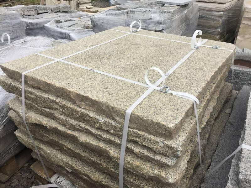 Alte Granitplatten Sandsteinplatten Solnhofner Platten