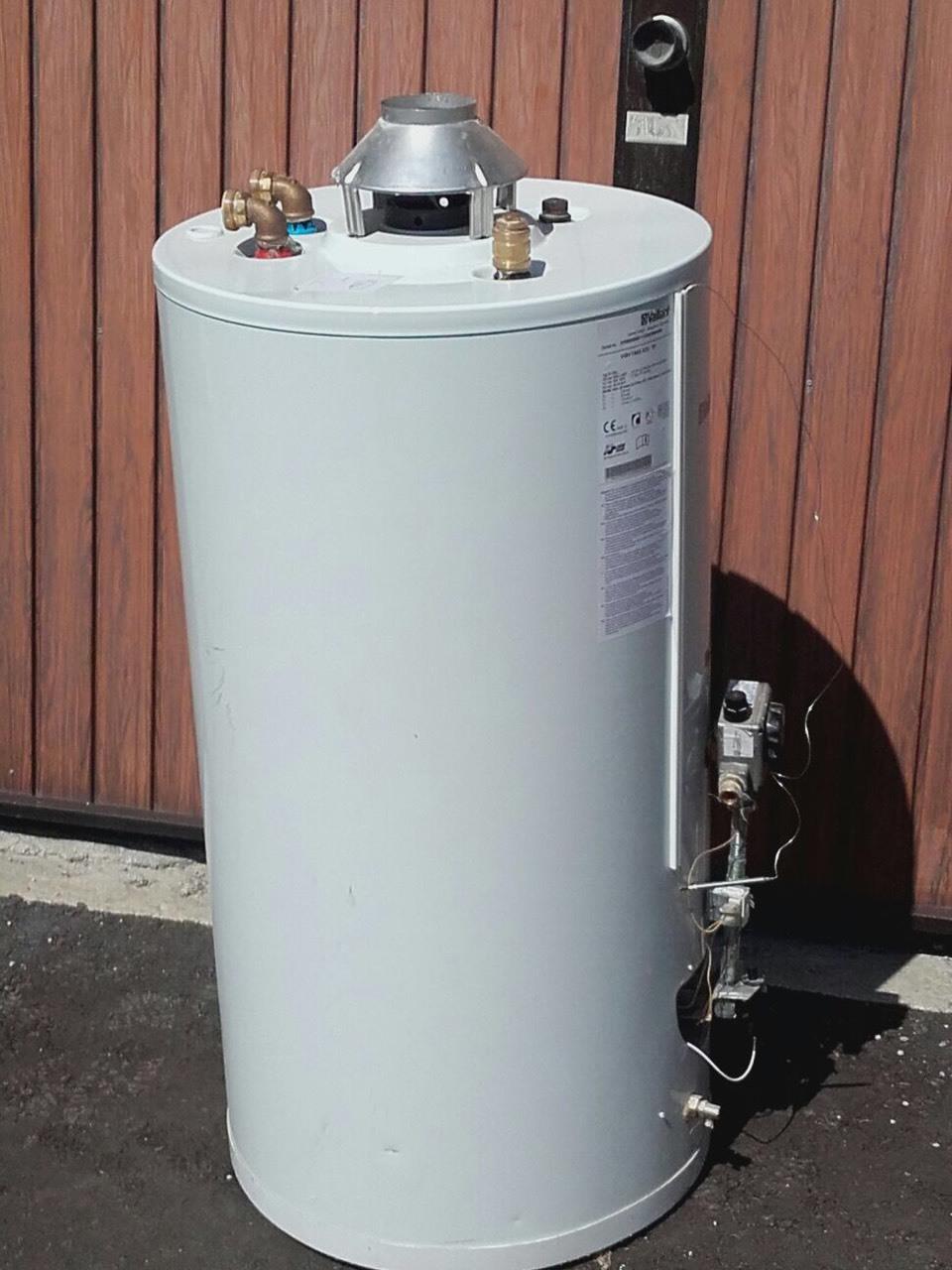 Vaillant Gas Warmwasserspeicher (Boiler)