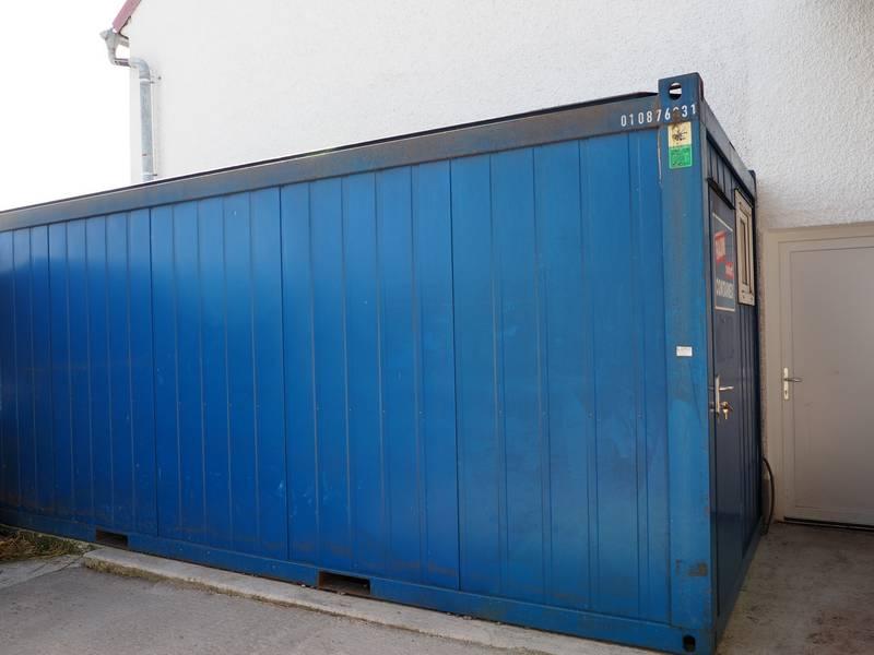 Versteigerung Container