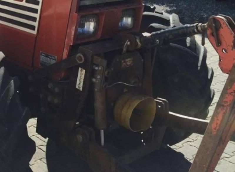 Fronthydraulik Folger für Fiat 50-66