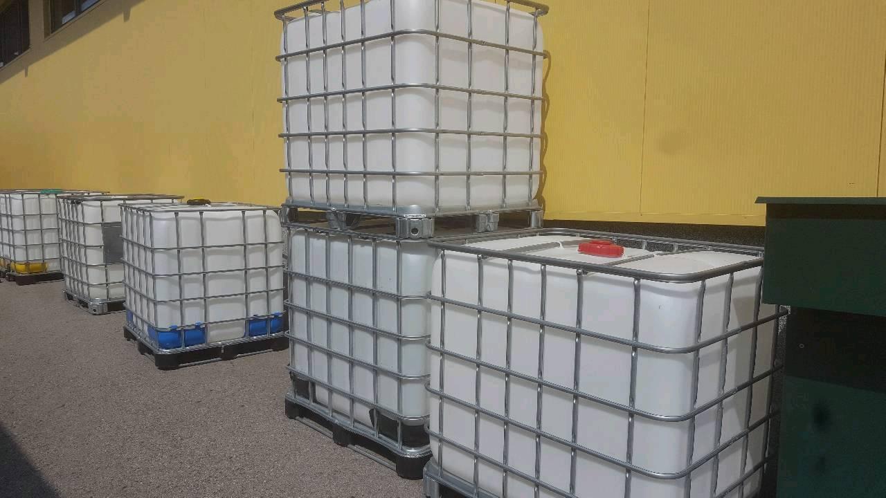 Container aus