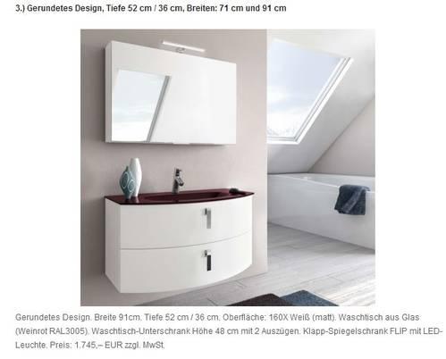 qualit ts badm bel gut und g nstig. Black Bedroom Furniture Sets. Home Design Ideas