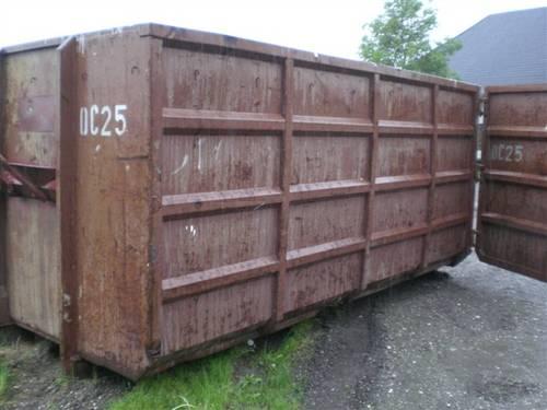 Top Verkaufe Hakenlift-Container &DX_35