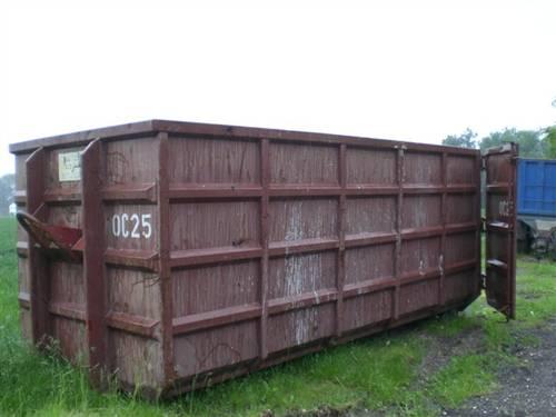 Top Verkaufe Hakenlift-Container @FN_28