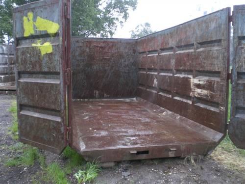 Fabelhaft Verkaufe Hakenlift-Container #VL_82