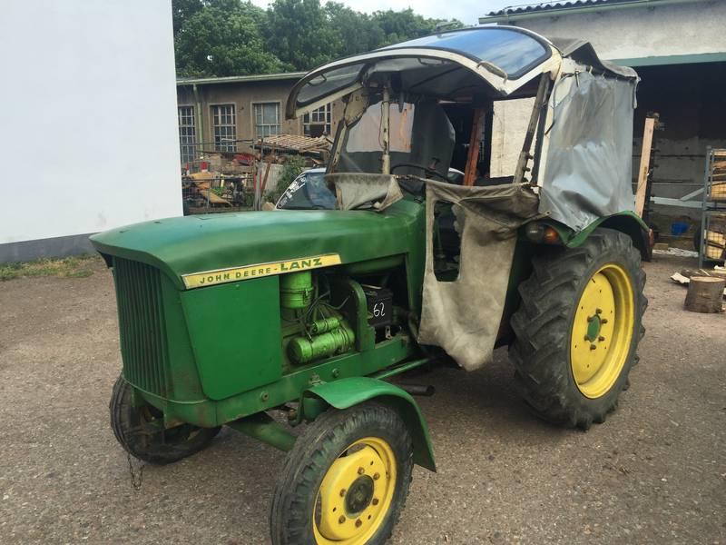 john deere lanz t 300 ackerschlepper traktor zugmaschine. Black Bedroom Furniture Sets. Home Design Ideas