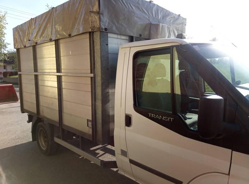 Etwas Neues genug Viehtransporter #UY_02