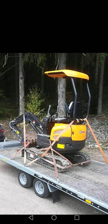 Gemeinsame Erdbauarbeiten Lohnunternehmer - auf www.landwirt.com #WK_43