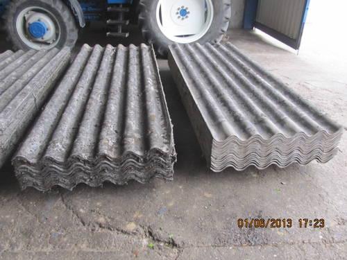 Welleternit Dachplatten