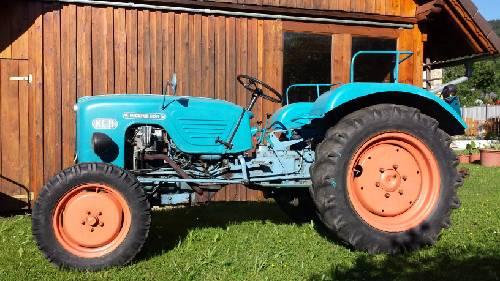 warchalowski oldtimer traktor wt25 berg. Black Bedroom Furniture Sets. Home Design Ideas