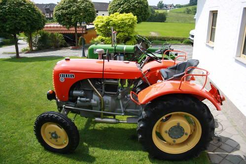 steyr 86 oldtimer traktor 18er voll restauriert. Black Bedroom Furniture Sets. Home Design Ideas