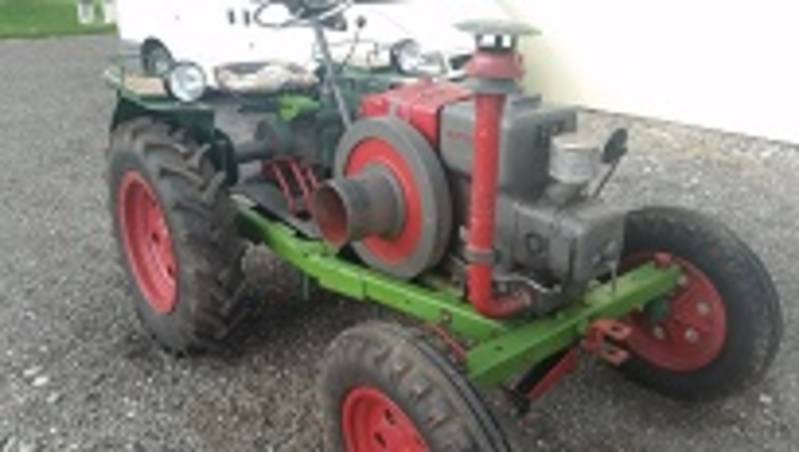 oldtimer traktor lindner. Black Bedroom Furniture Sets. Home Design Ideas