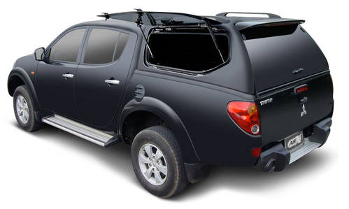 hardtop f r mitsubishi l200. Black Bedroom Furniture Sets. Home Design Ideas