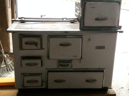Geschirrspüler, Holzherd ~ Geschirrspülmaschine Gebraucht