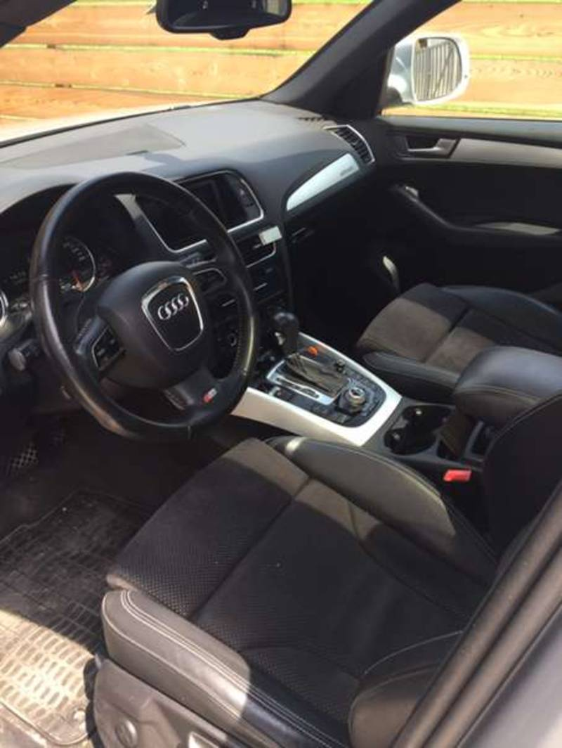 audi q5 sline automatik 170ps vollausstattung. Black Bedroom Furniture Sets. Home Design Ideas