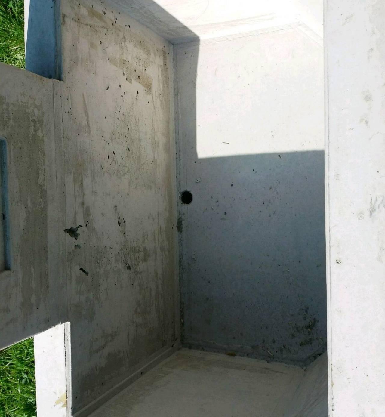betontrog - brunnen