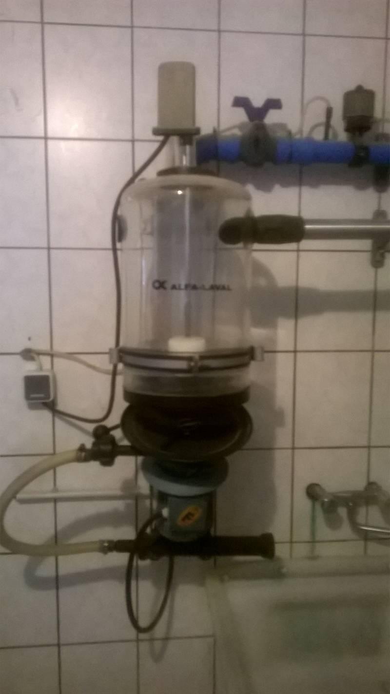 Alfa laval ziegenmelkstand Кожухотрубный конденсатор ONDA C 51.301.2400 Минеральные Воды