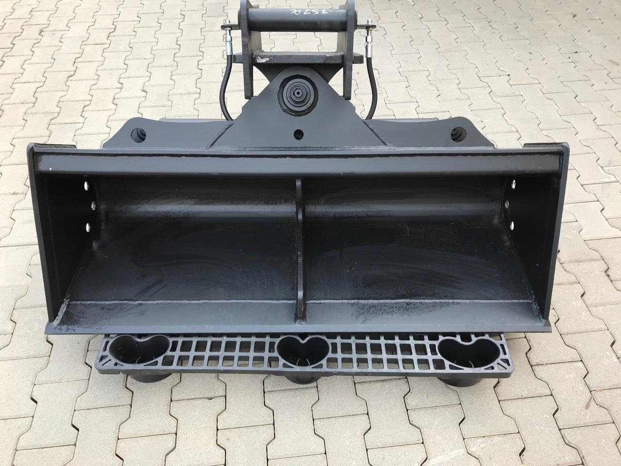 Gemeinsame Schwenklöffel 1,50 m, Baggerlöffel Minibagger @RD_55
