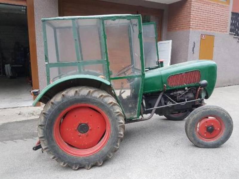 g ldner a4ms traktor von 1960 zu verkaufen. Black Bedroom Furniture Sets. Home Design Ideas