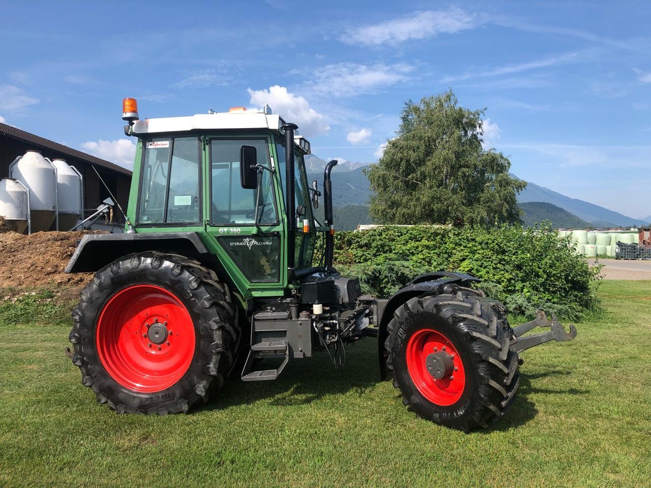 Buchse Differential Getriebe Fendt GT 231 S Geräteträger Traktor Schlepper GTS