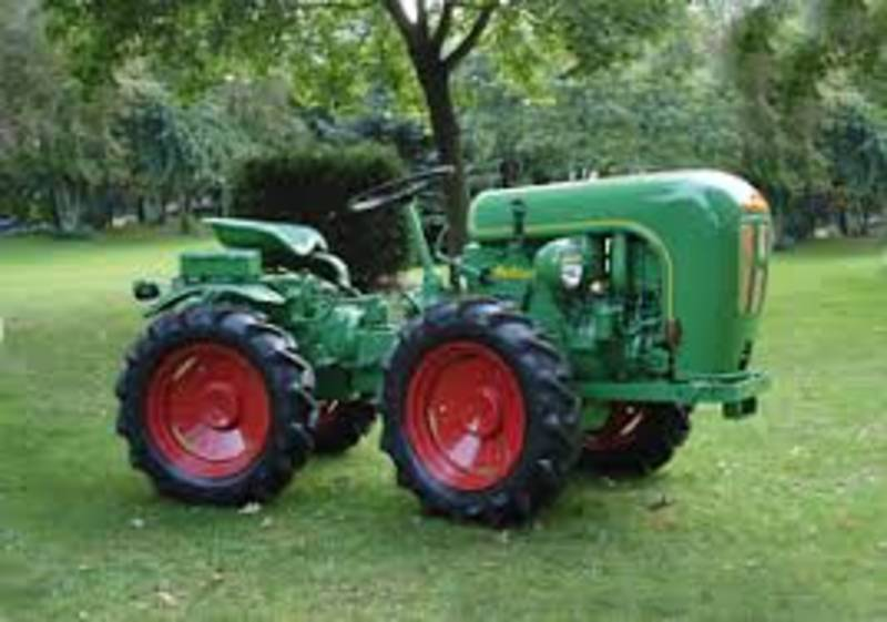 Oldtimer: HOLDER A12 Kleintraktor gesucht gebraucht kaufen