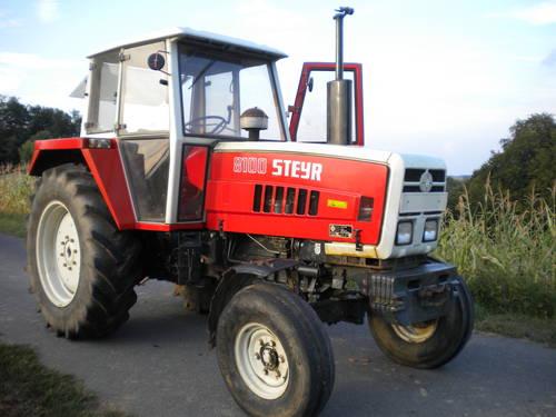 Steyr 8100