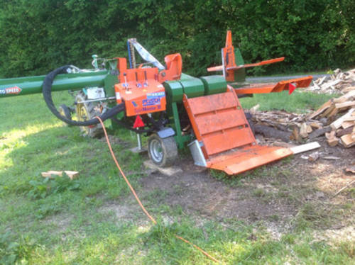 Verkaufe holzspalter splitmaster 30 for Splitmaster