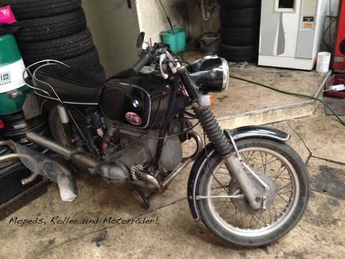 Sammler Sucht Alte Mopeds Und Motorräder
