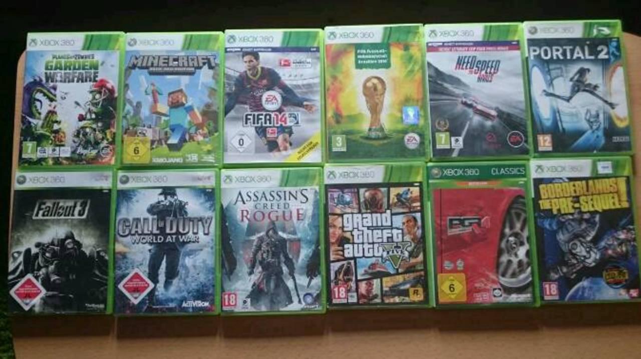 Xbox 360 Online Spielen Kostenlos