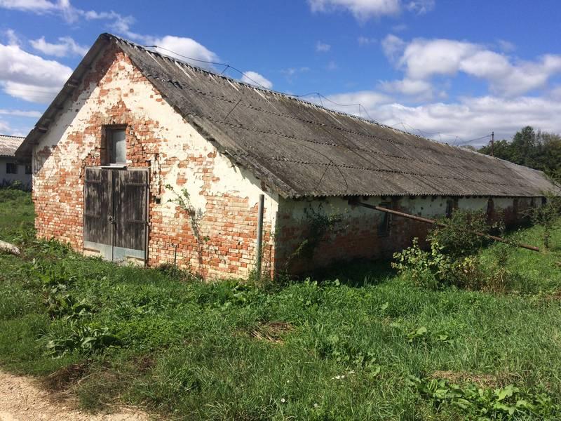 Landwirtschaftliche Betrieb / 2 Stallgebäude in Ungarn