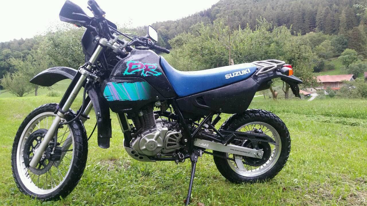 Bild 2Motorrad Enduro Suzuki DR 650 RS